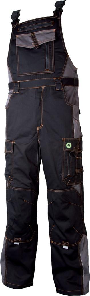 covné odevy - Nohavice VISION s náprsenkou