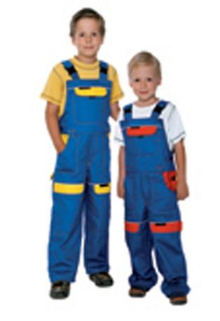 Pracovné odevy - Nohavice COOL TREND KIDS