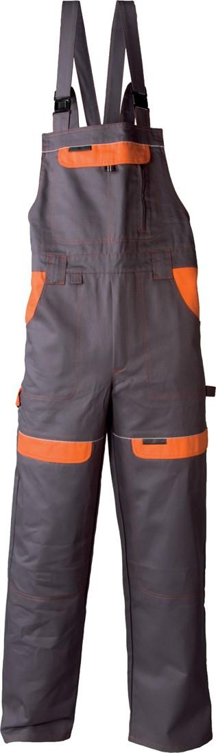 Pracovné odevy - Nohavice COOL TREND dámske s náprsenkou