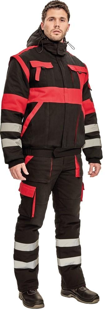 Pracovné odevy - Blúza MAX WINTER RFLX2 v 1