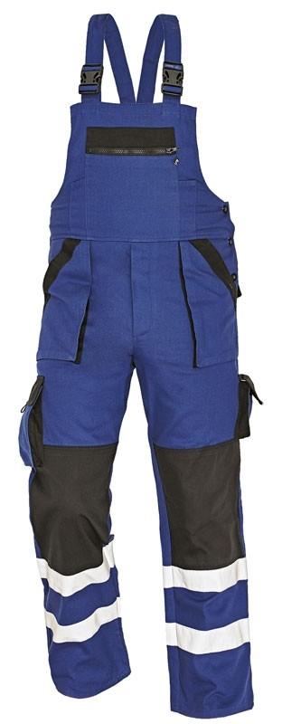 Pracovné odevy - Nohavice MAX WINTER RFLX s náprsenkou