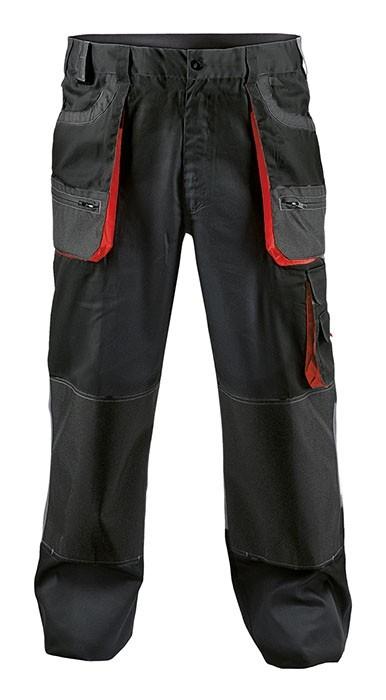 Montérkové nohavice do pása