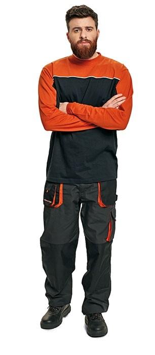 Pracovné odevy - Tričko EMERTON LONG