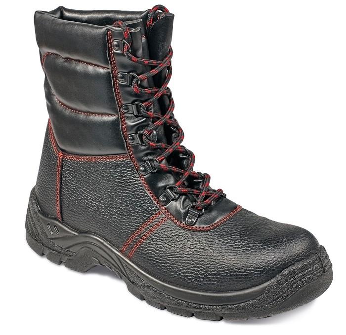 863f8bf7e586 Pracovná obuv SC-03-009 High Ankle S3 SRA
