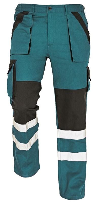 Pracovné odevy - Nohavice MAX REFLEX do pása