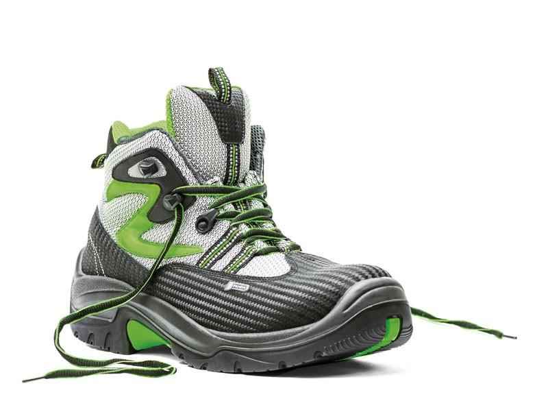 e27e01b8083a Pracovná obuv CURSOR ANKLE S1P SRC