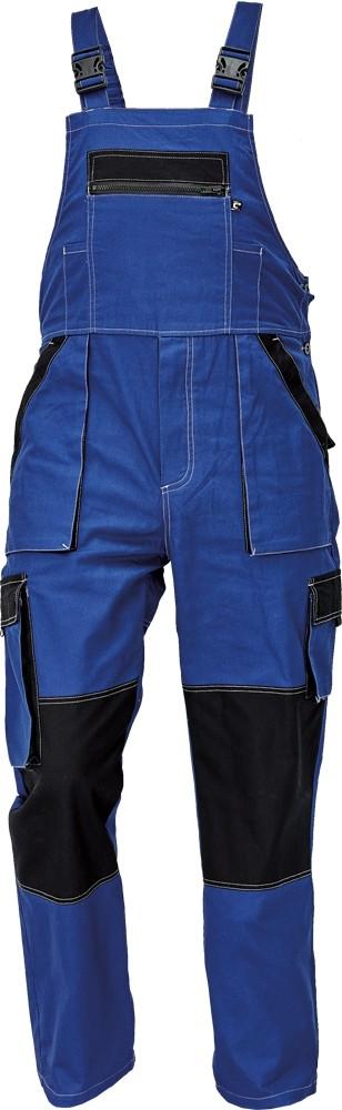 Pracovné odevy - Nohavice MAX SUMMER s náprsenkou