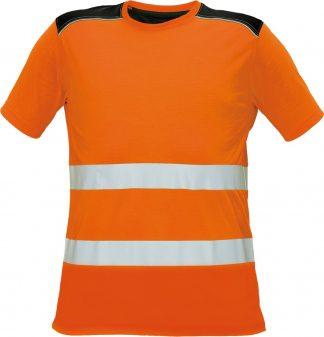 Pracovné odevy - Tričko KNOXFIELD HI-VIS