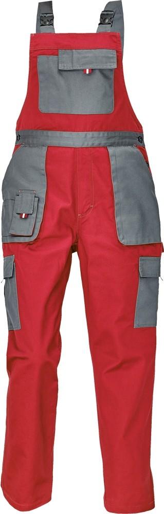 Pracovné odevy - Nohavice MAX EVO LADY s náprsenkou
