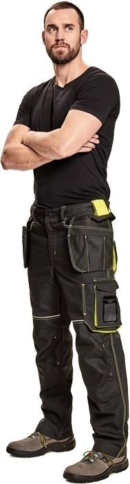 Pracovné odevy - Nohavice KNOXFIELD 310 do pása