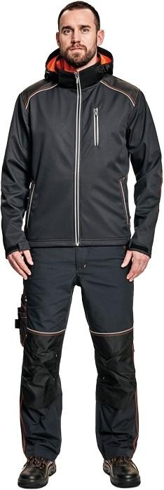 Pracovné odevy - Softshellová bunda KNOXFIELD