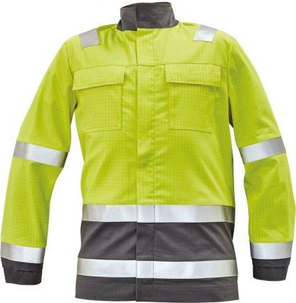 Pracovné odevy - Reflexná bunda BOGOTA