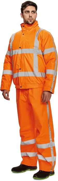 Pracovné odevy - Bunda CLOVELLY PILOT RWS