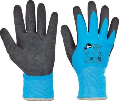 Pracovné rukavice - TETRAX WINTER