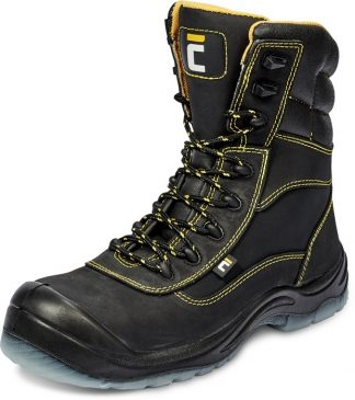Pracovná obuv - BK TPU MF S3 SRC poloholenevá