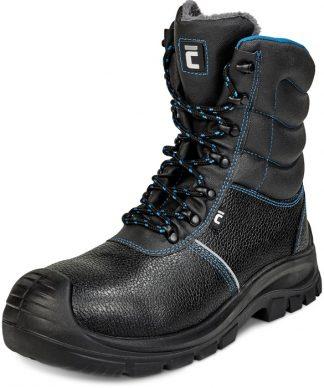 Pracovná obuv - RAVEN XT O2 C1 SRC poloholeňová