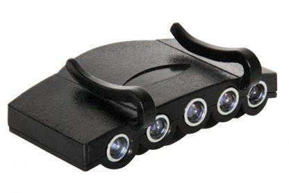 Ochranné doplnky - LED lampa pre HARDCAP