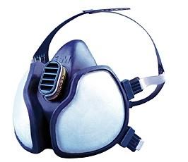 Celotvárová maska - 3M 4277