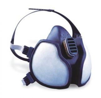 Celotvárová maska - 3M 4255